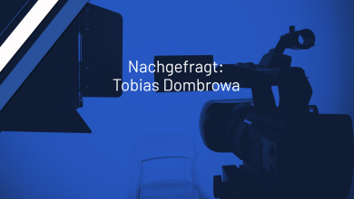 Bild von Nachgefragt: Tobias Dombrowa